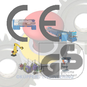 CE-kennzeichnung und GS-Zeichen