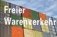 Freier europäischer Warenverkehr