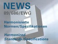 Aktuelles zu harmonisierte Normen der PSA-Richtlinie